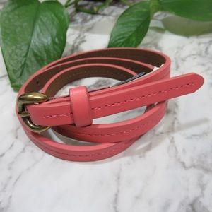 🍍 4 for $20 J. Crew Factory Belt (Pink)
